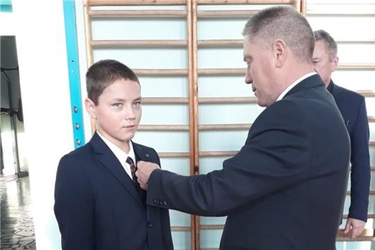 Школьники Чувашии, спасшие тонувших детей, награждены медалями Совета Федерации РФ, «Чувашинформ»