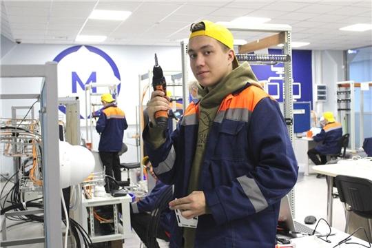 16 мастерских откроются на базе техникумов и колледжей Чувашии в 2021 году
