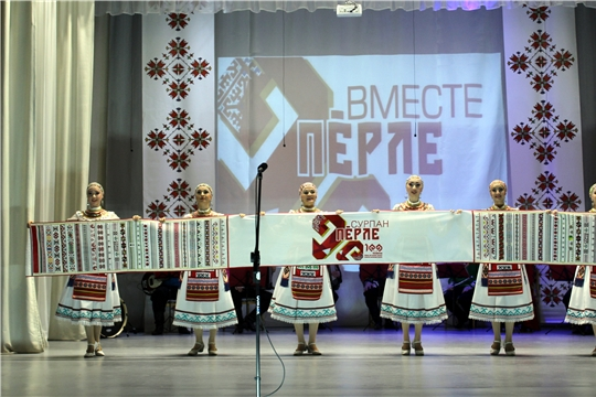 В Шемуршинском районном Дворце культуры  состоялось торжественное мероприятие, посвященное Дню чувашской вышивки