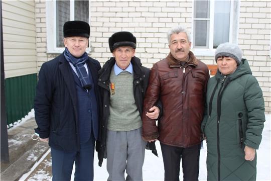 Состоялось награждение заслуженного учителя Чувашской Республики