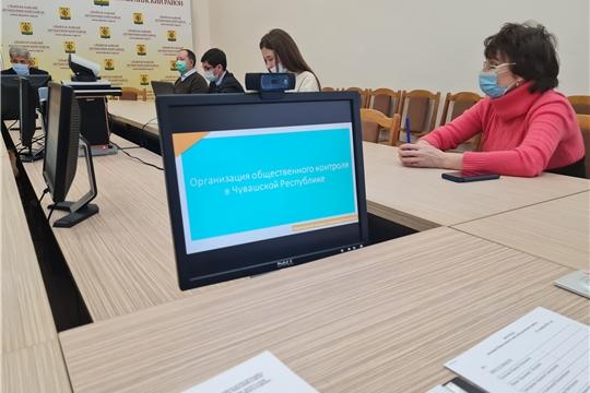 Первое  организационное заседание Общественного совета Шумерлинского района