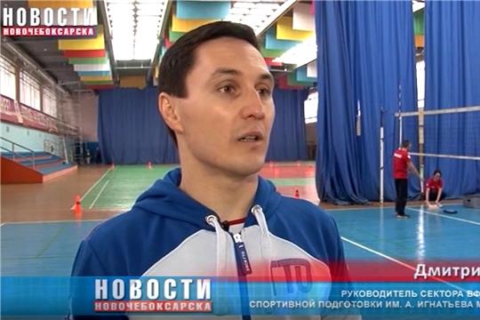Сборная Чувашии выступила на первом Фестивале чемпионов ГТО в Кисловодске