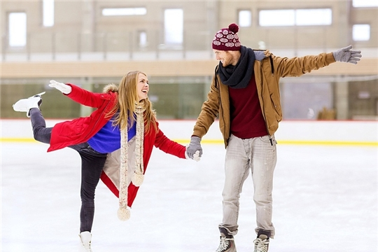 С 1 по 10 января в Чувашии проходит Декада спорта и здоровья