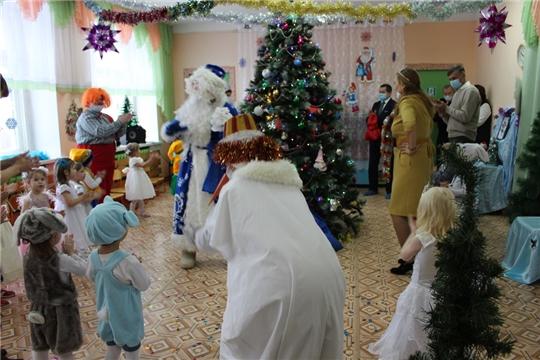 Новогодняя акция «Шоколад–детям»