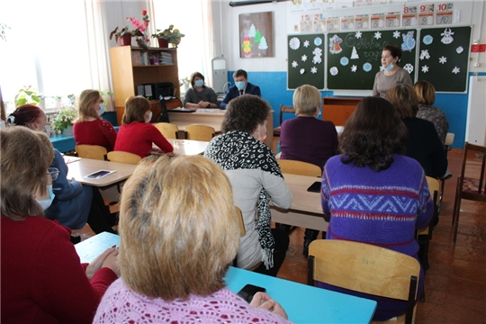 175-летий юбилей Шигалинской школы