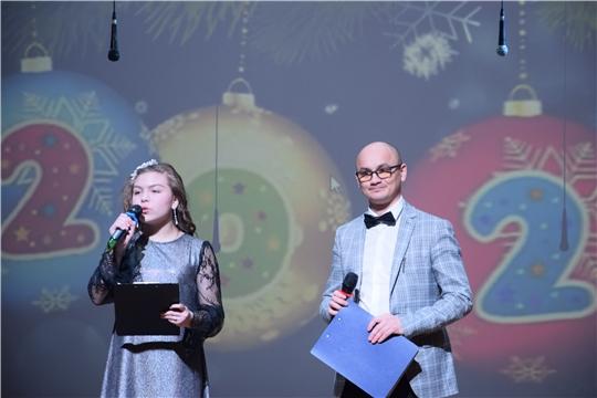 """Концертная программа """"Новогодний переполох"""""""
