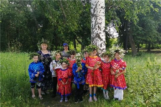 Праздник «Троицкие напевы» в Иваньково-Ленинском сельском поселении