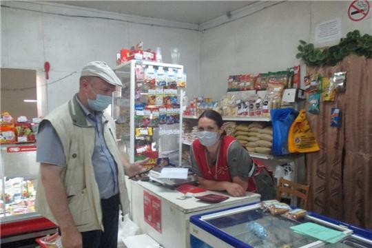Мобильные группы Алатырского района продолжают ежедневные мероприятия