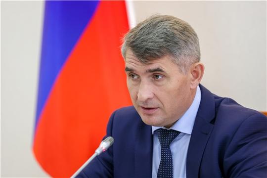 Олег Николаев поставил задачу сделать доступнее вакцинацию против COVID-19 для людей старше 60 лет