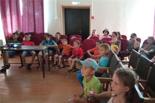В Новоайбесинском СДК состоялось путешествие в страну сказок и мультфильмов «Мои любимые сказки»