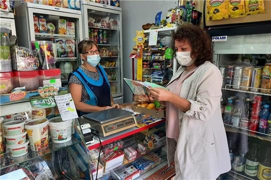 Продолжается выездная работа по предупреждению распространения коронавирусной инфекции