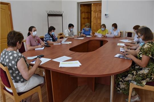 Состоялось очередное заседание районной Комиссии по организации и проведению сельскохозяйственной микропереписи на территории Аликовского района