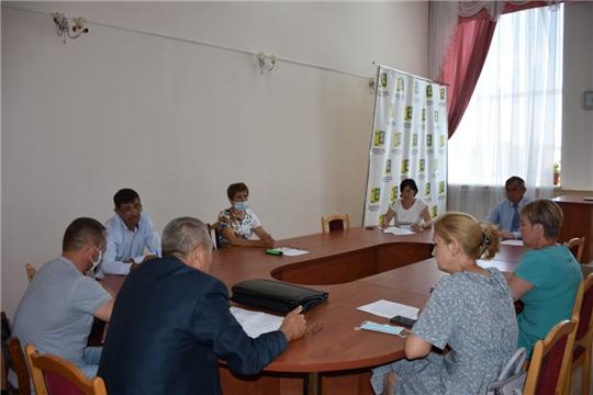В Аликовском районе состоялось заседание Антинаркотической комиссии