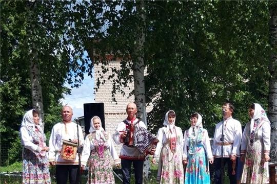 Жители деревни Вотланы отметили день деревни