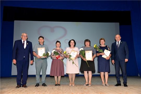 Медицинские работники Батыревского района отметили профессиональный праздник