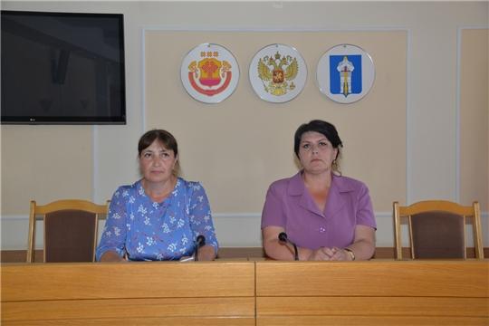 Заседание районной комиссии по делам несовершеннолетних и защите их прав