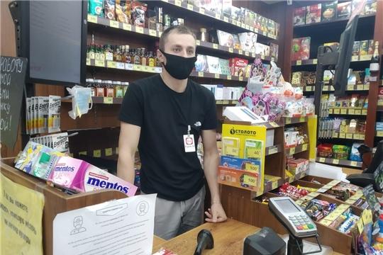 Прдолжаются еженедельные рейды по проверке соблюдения противоэпидемических мер