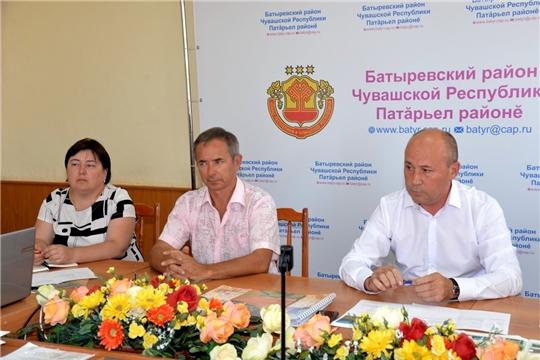Рабочая встреча по вопросам развития туризма на территории района