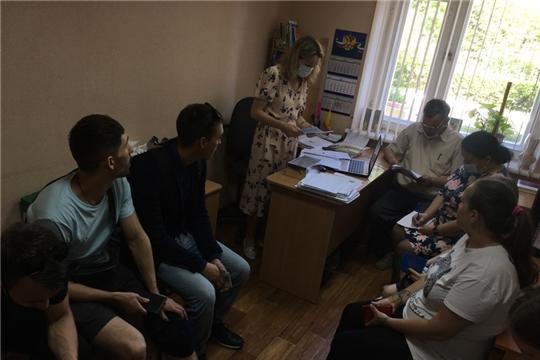 В администрации Чебоксарского района проведено распределение (жеребьевка) жилых помещений