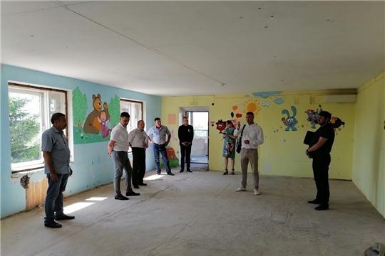 Выездное совещание по вопросу выполнения в рамках государственной программы «Развитие образования»
