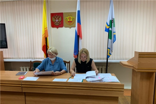 Очередное заседание комиссии по делам несовершеннолетних и защите их прав администрации Чебоксарского района