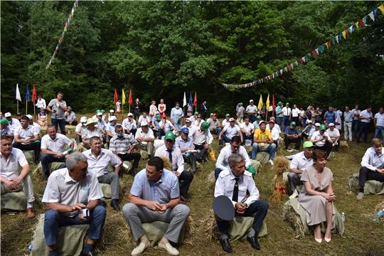 Аграрии Чувашии обсудили итоги полугодия и наметили новые задачи
