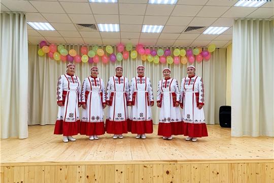 Торжественное открытие Яушского сельского клуба Большекатрасьского сельского поселения