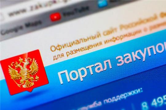 О муниципальных закупках Чебоксарского района