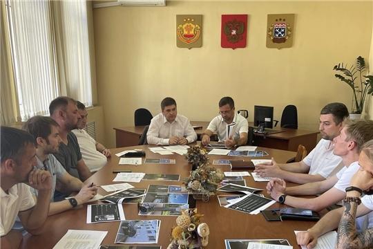 В Чебоксарах прошло заседание круглого стола на тему «Установка зарядных станций электромобилей в г. Чебоксары»