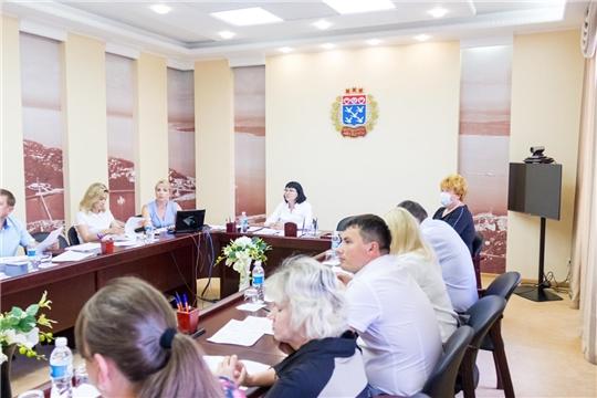 Состоялось заседание постоянной комиссии по социальному развитию