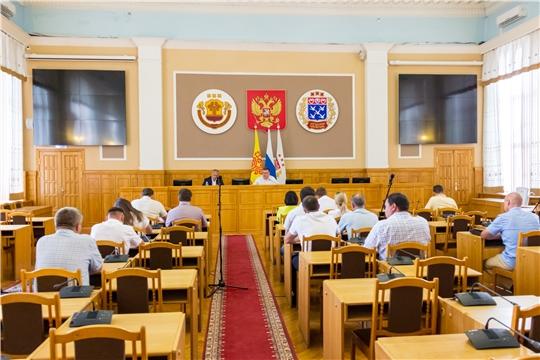 Глава города Олег Кортунов призвал задуматься о себе и здоровье своих близких