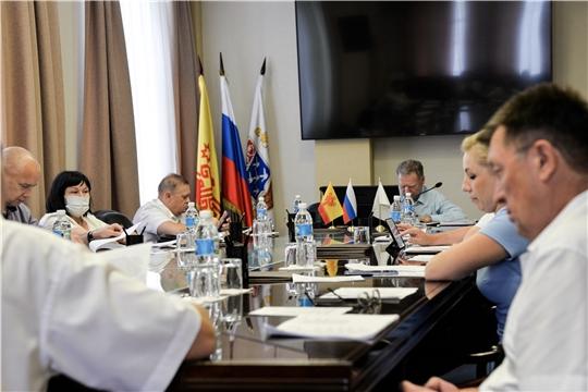 Президиум сформировал примерную повестку дня 9-го очередного заседания