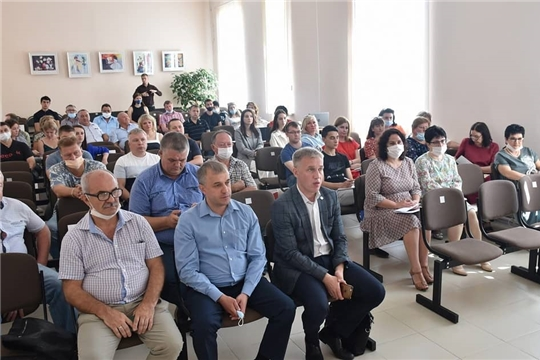 Состоялся День малого и среднего предпринимательства в городе Шумерля