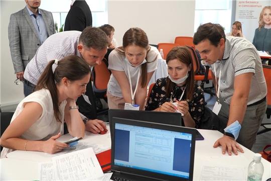 Чебоксарский экономический форум-2021: Стартовал региональный этап международного чемпионата по стратегии и управлению бизнесом Global Management Challenge