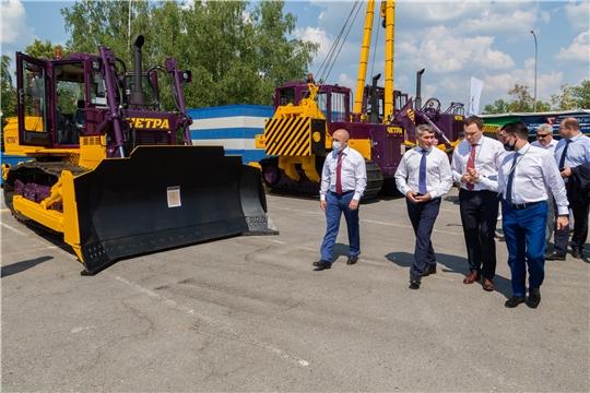 «Тракторные заводы» делают ставку  на цифровую трансформацию производства