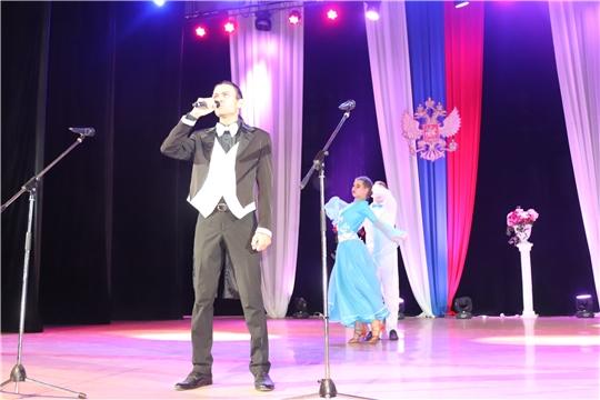 Праздничным концертом алатырцы отметили День России