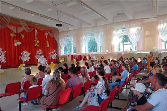 Из микрорайона «Садовый» до школы № 29 г. Чебоксары дети будут добираться на школьном автобусе