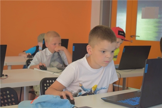 В чебоксарском технопарке «Кванториум» открылась 4 смена летних инженерных каникул «КвантоPRO»