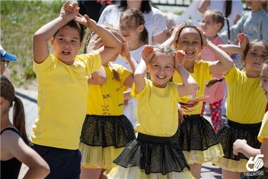 В столице определены лучшие программы смен лагеря с дневным пребыванием детей