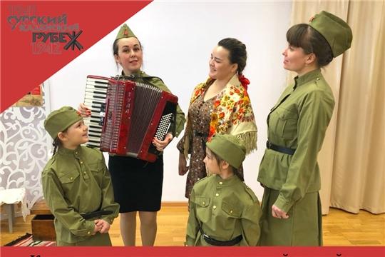 Педагоги детских садов столицы участвуют в конкурсе на лучшую авторскую песню в честь трудового подвига соотечественников