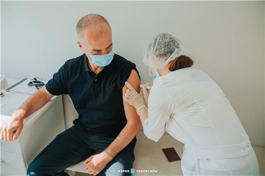 Алексей Ладыков: «Прошу всех задуматься о своем здоровье и пройти вакцинацию»!