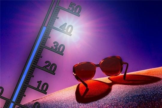 Правила поведения в условиях аномальной жары