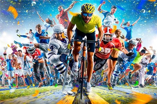 25 сентября - День здоровья и спорта в Чебоксарах