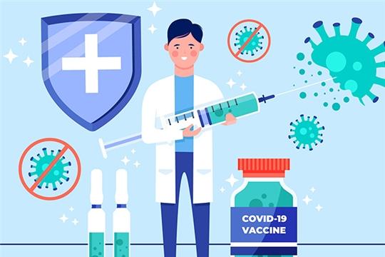 Работа пунктов вакцинации Канашского межтерриториального медицинского центра