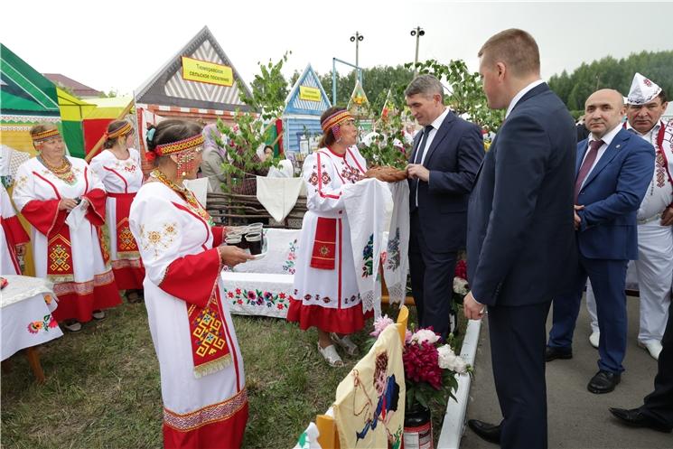 Акатуй в селе Янтиково