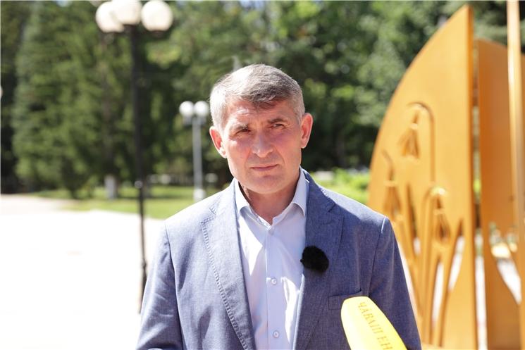 Олег Николаев: о главном на минувшей неделе