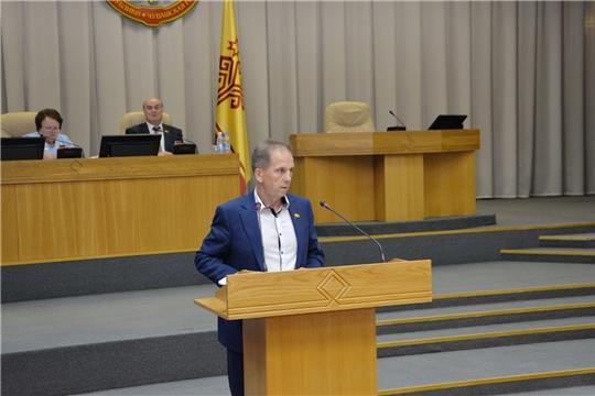 Выборы депутатов Госсовета Чувашии назначены на 19 сентября 2021 года