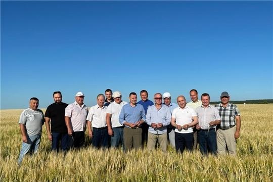 Сергей Павлов: аграрии республики ожидают неплохого урожая
