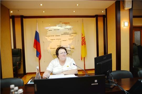 Состоялось заседание Президиума Государственного Совета  Чувашской Республики