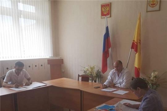 Состоялось заседание Совета по противодействию коррупции в городе Шумерля